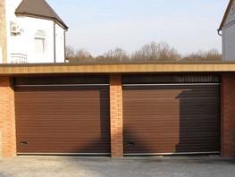 Підйомно-секційні гаражні ворота