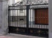 Гаражні розпашні ворота